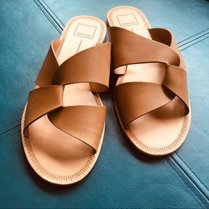 New without box Dolce Vita slide sandals
